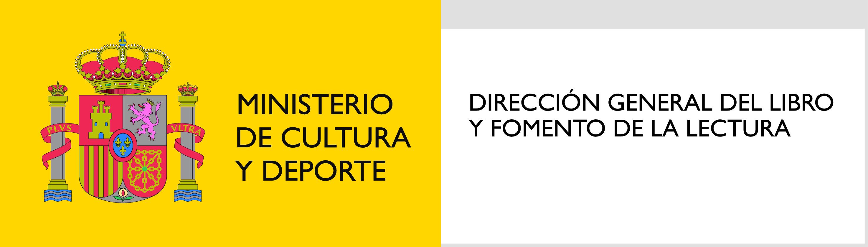 Ministerio Cultura DG libro